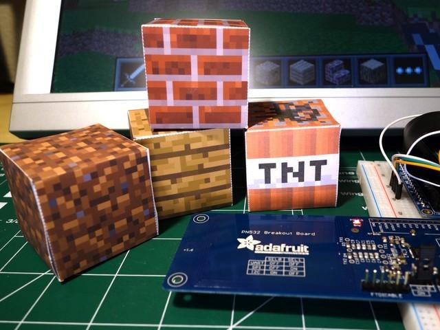 Library Installation | Raspberry Pi NFC Minecraft Blocks