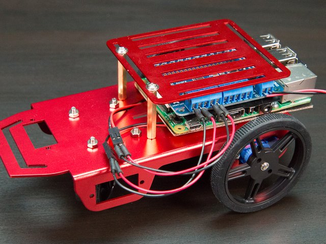 Overview | Simple Raspberry Pi Robot | Adafruit Learning System