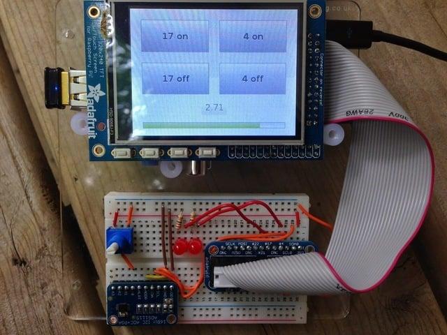 Overview | Raspberry Pi Pygame UI basics | Adafruit Learning