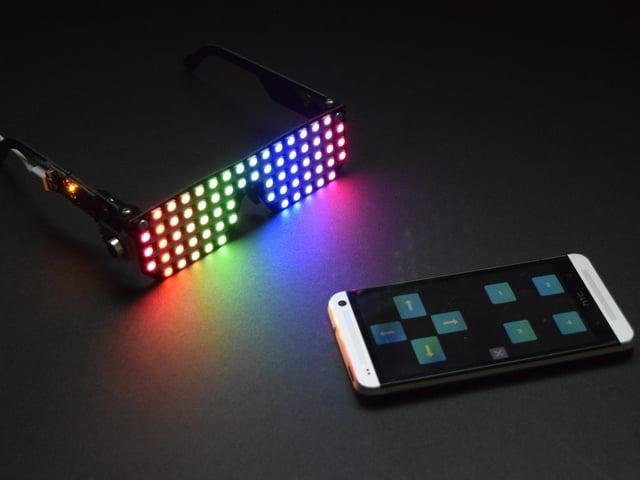 9720445d61d Bluefruit Controlled Macetech RGB LED Shades