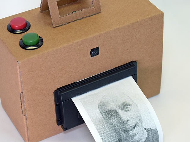 Overview Instant Camera Using Raspberry Pi And Thermal Printer