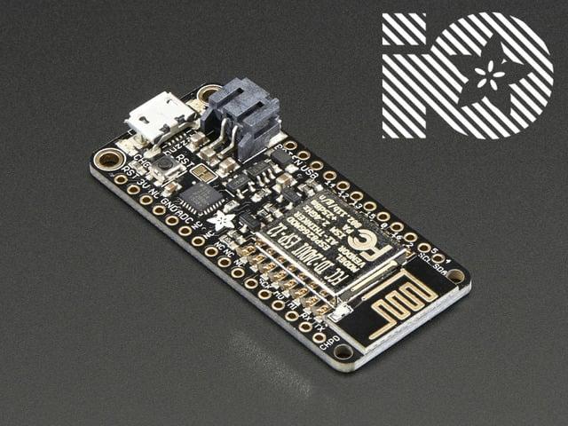 Arduino IO Library | Adafruit IO Basics: ESP8266 + Arduino