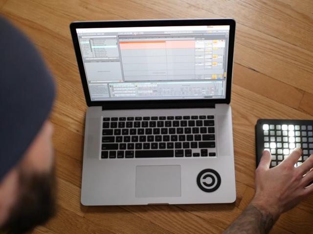 Android | Wireless UNTZtrument Using BLE MIDI | Adafruit