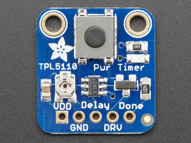 Overview | Adafruit TPL5110 Power Timer Breakout | Adafruit Learning