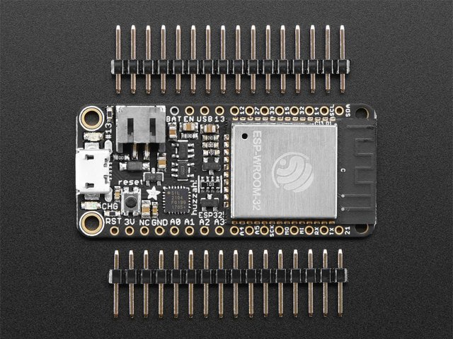 Overview | Adafruit HUZZAH32 - ESP32 Feather | Adafruit