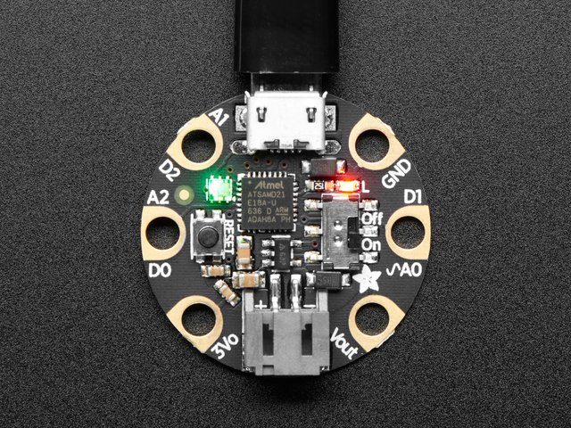Overview | Adafruit Gemma M0 | Adafruit Learning System