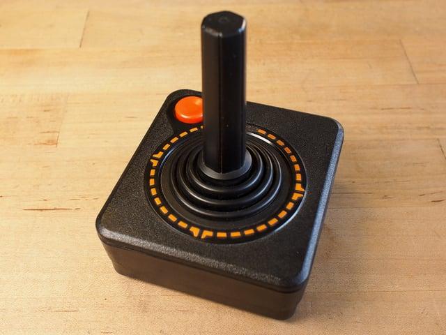building the circuit atarifruit 2600 joystick adafruit learning