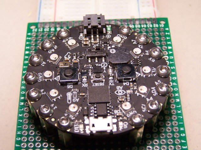Diy Bluetooth Le Circuits With The Brxble40s2