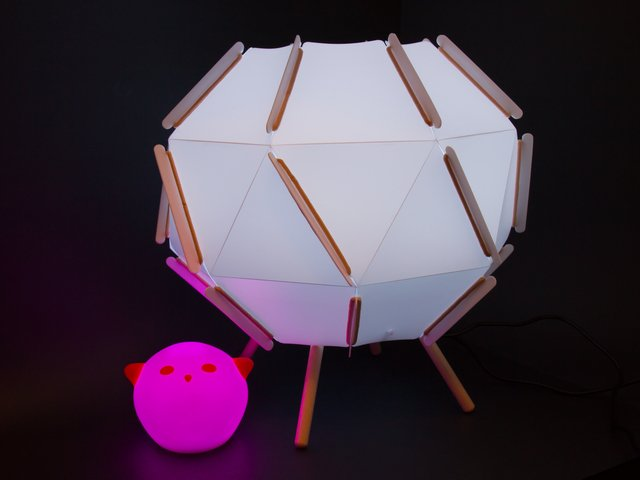 Lamp it up! | Hacking Ikea Lamps with Circuit Playground Express