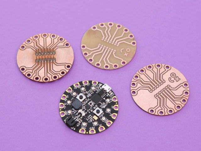 Overview   Double-sided PCB Milling   Adafruit Learning System
