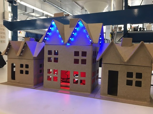 Overview | Adafruit IO Home: Lights and Temperature