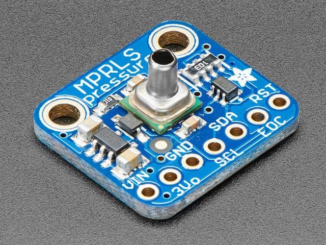 Arduino Test Adafruit Mprls Ported Pressure Sensor Breakout Adafruit Learning System