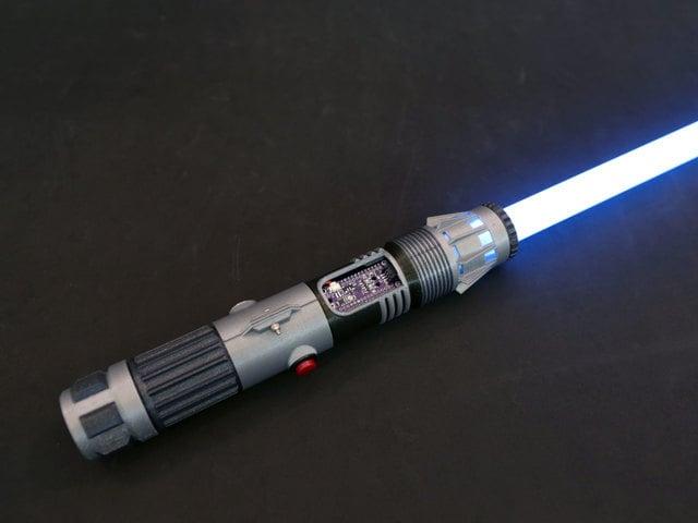 Light module for Custom Lightsaber