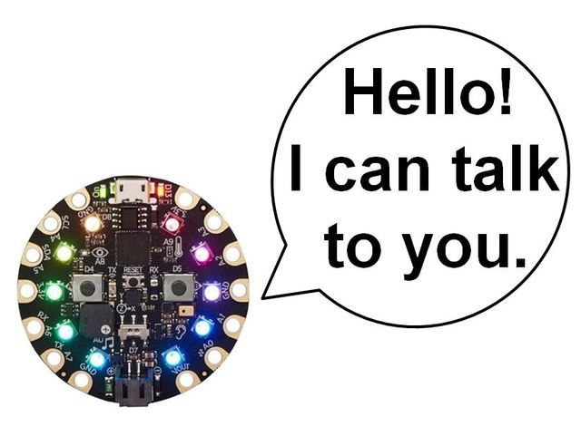 Generating Voice Sound Clips | Make It Talk | Adafruit