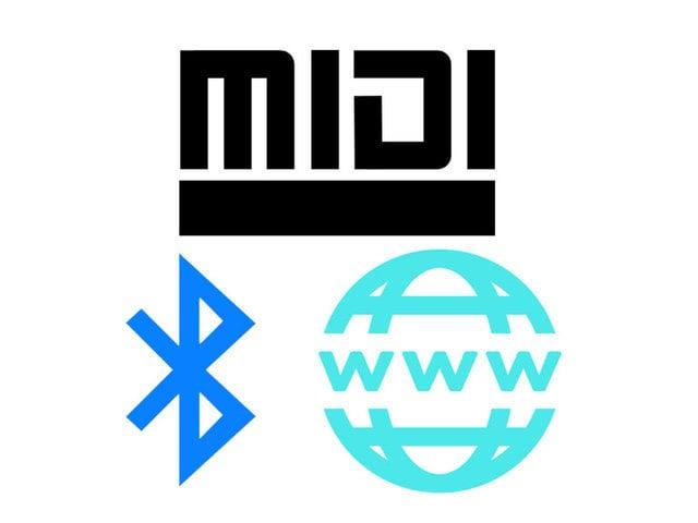 BLE MIDI Controller | What is Web MIDI & BLE MIDI? | Adafruit