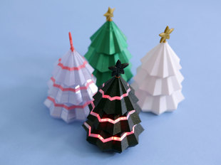Circuit Playground Christmas Tree