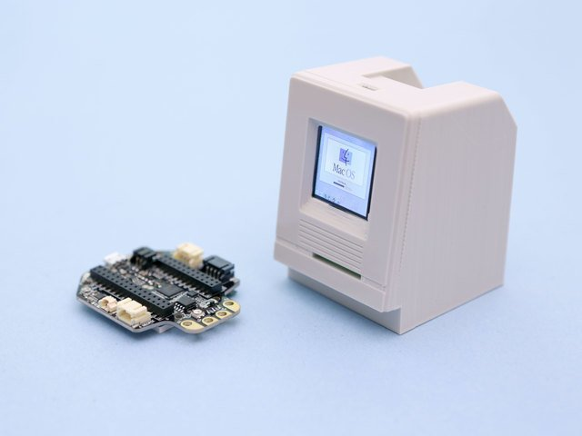 Overview | HalloWing Macintosh | Adafruit Learning System