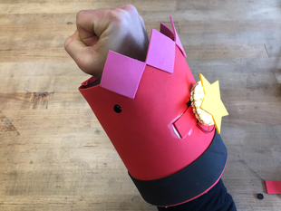 Cartoon Network MakeCode: Garnet's Gauntlets from Steven Universe