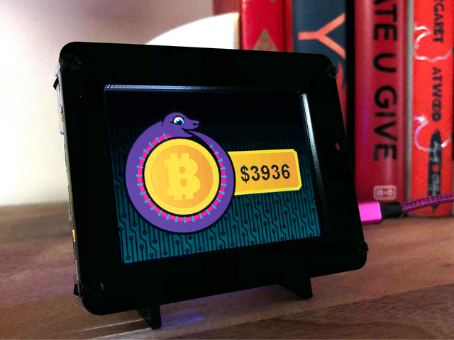 Internet Connect! | PyPortal Bitcoin Display | Adafruit Learning System