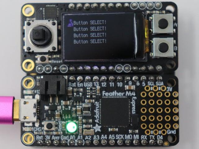 Overview   CircuitPython displayio Setup for TFT