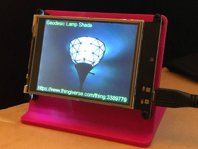 Overview | PyPortal Thingiverse Viewer | Adafruit Learning