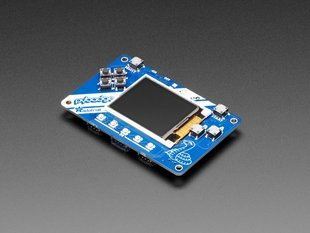 Adafruit PyBadge and PyBadge LC