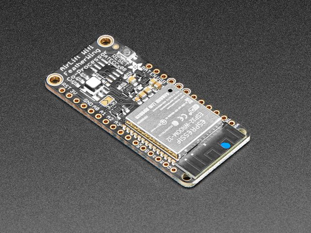 Overview | Adafruit AirLift FeatherWing - ESP32 WiFi Co-Processor