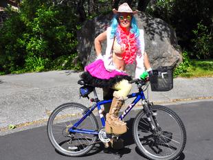 Playa Festival Bike