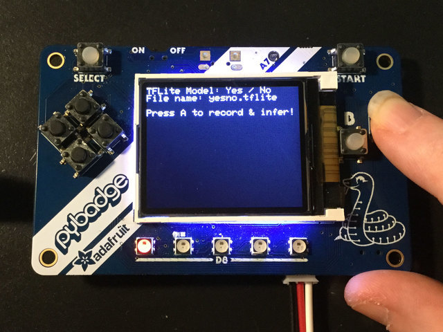 Overview | TensorFlow Lite for Microcontrollers Kit Quickstart