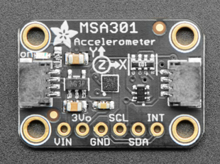 Adafruit MSA301 Triple Axis Accelerometer