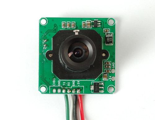 TTL Serial Camera