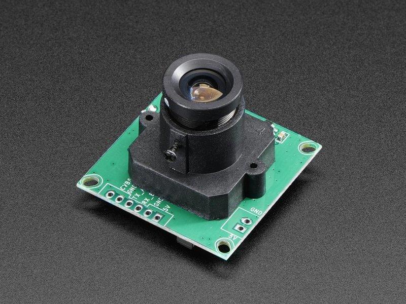 Overview ttl serial camera adafruit learning system