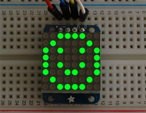 Adafruit LED Backpacks