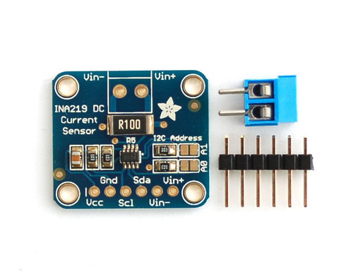 Adafruit INA219 Current Sensor Breakout