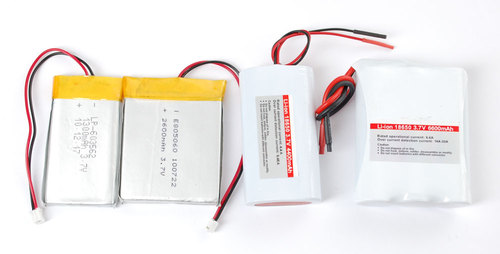 Li-Ion & LiPoly Batteries
