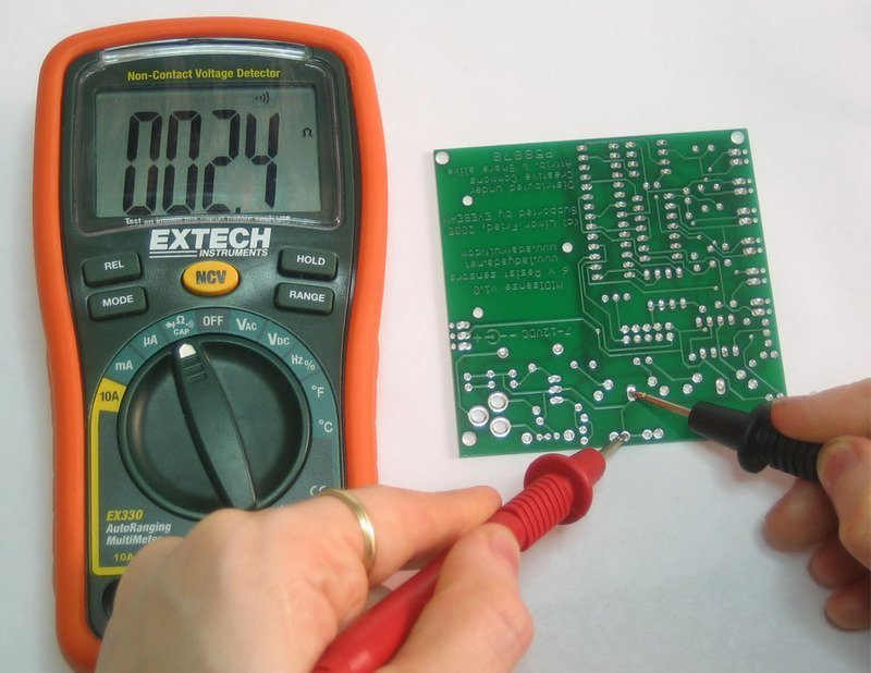 Continuity Multimeters Adafruit Learning System