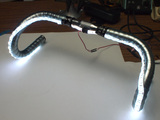 LED Bicycle Handlebars