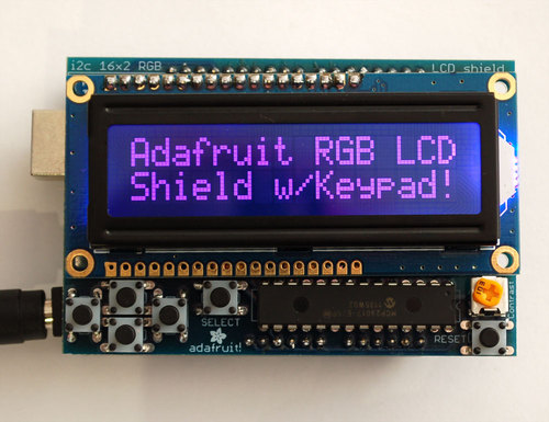 RGB LCD Shield