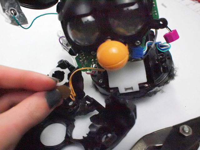 Furby 2012 Teardown