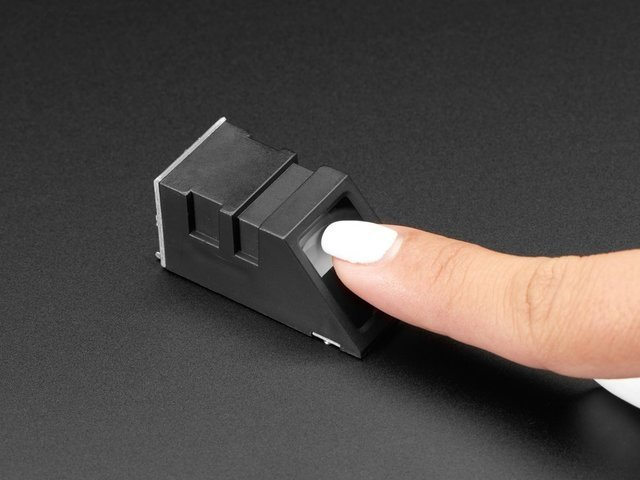 Adafruit Optical Fingerprint Sensor