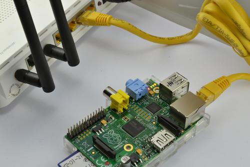 Adafruit's Raspberry Pi Lesson 3. Network Setup