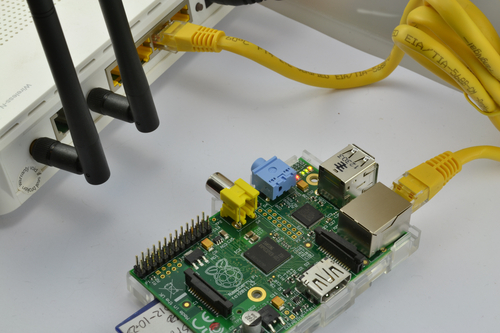 Adafruit's Raspberry Pi Lesson 3. Network Setup