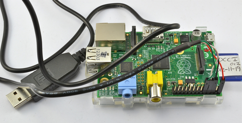 Adafruit's Raspberry Pi Lesson 5. Using a Console Cable