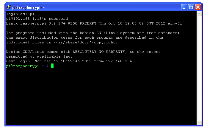 Using SSH on a Mac or Linux | Adafruit\'s Raspberry Pi Lesson 6 ...