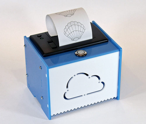 Internet of Things Printer for Raspberry Pi