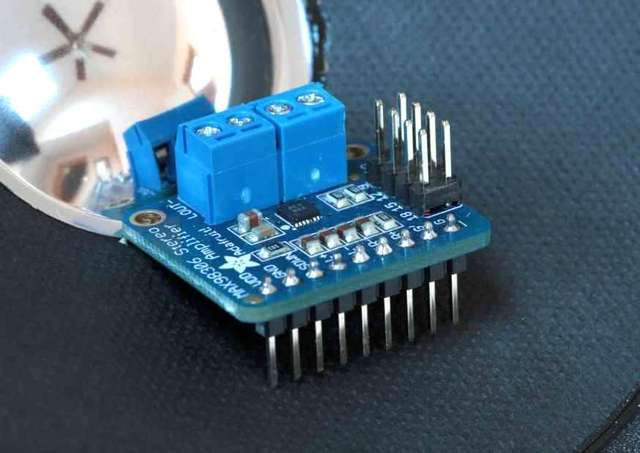 Stereo 3.7W Class D Audio Amplifier