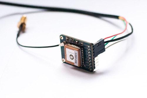 Adafruit Ultimate GPS on the Raspberry Pi