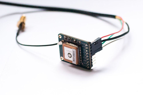 Adafruit Ultimate GPS on the Raspberry Pi