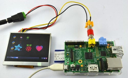 Using a Mini PAL/NTSC Display with a Raspberry Pi