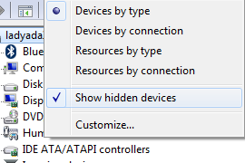 How to Find Hidden COM Ports